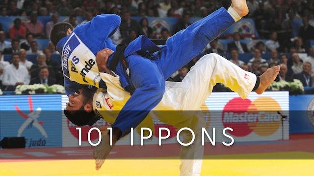 101 Ippons