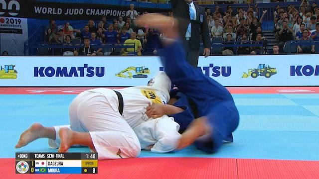 2019 World Judo Team Championships | Tokyo