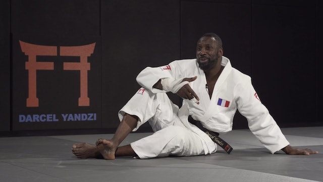 What Judo Has Given Me | Interview | Darcel Yandzi