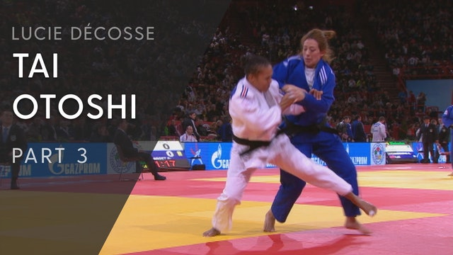 Competition Variations | Tai otoshi | Décosse