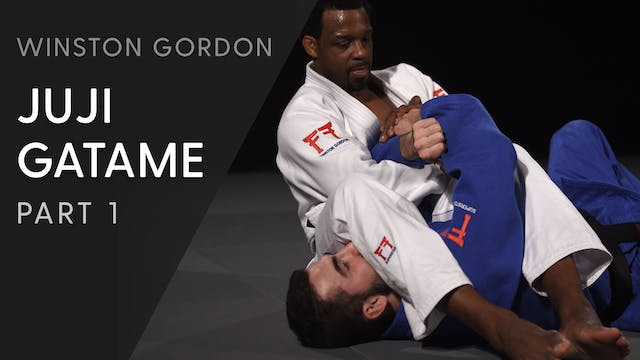 Juji gatame - Overview | Winston Gordon