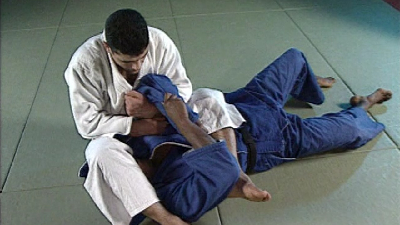 Advanced Judo Newaza & Tachi-Waza