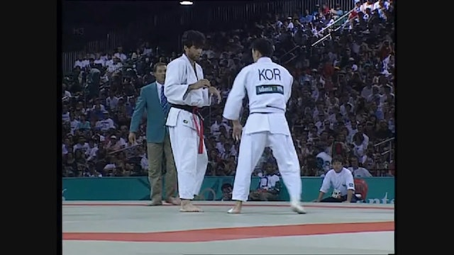 1996 Olympic Final | Interview | Ki-Young Jeon