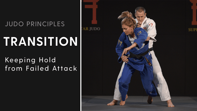 Keeping hold from failed attack | Jud...
