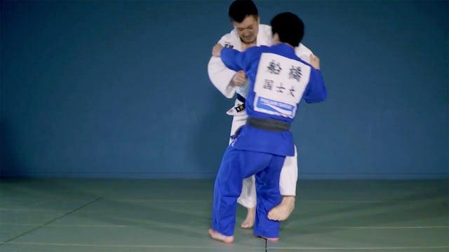 Standard variation vs left | Keiji Suzuki