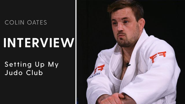 Setting Up My Judo Club | Interview |...