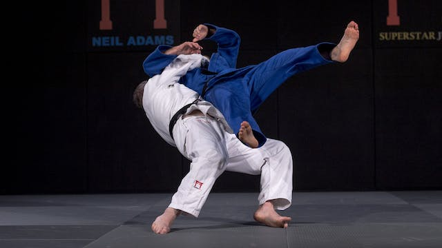Boehler's set-up for Ura nage | Neil ...