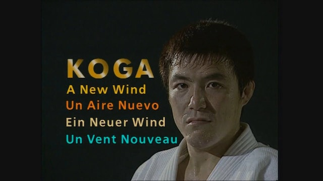 A New Wind | Interview | Toshihiko Koga