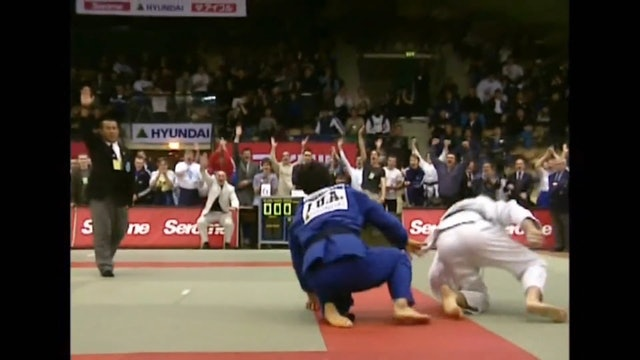 Rivalry with Antal Kovacs | Interview | Kosei Inoue