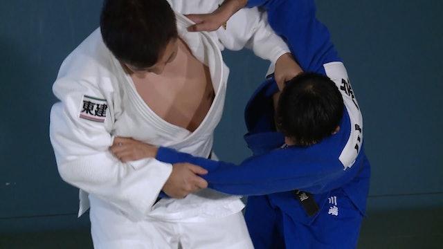 Breaking balance vs -100kg | Keiji Suzuki