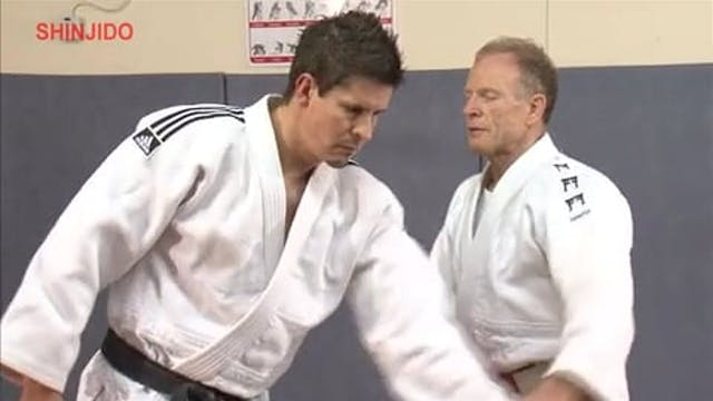 Grip Fighting | Shinjido