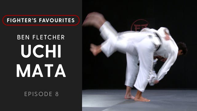 Uchi Mata | Ben Fletcher | Fighter's ...