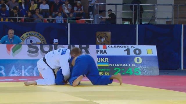 101: Juji jime - FRA v UKR -90kg