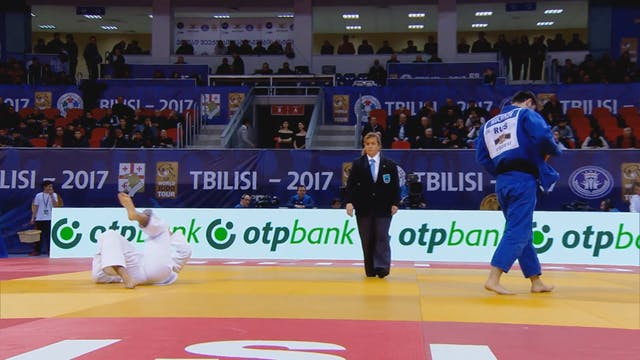 101: Ouchi gari - AZE v RUS -90kg