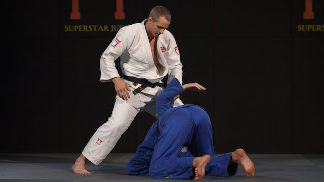 Keeping hold from Tachi waza | Judo Principles