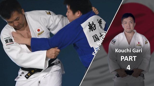 Breaking Balance | Kouchi Gari | Keiji Suzuki