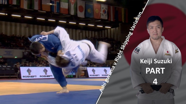 Competition variations vs right | Keiji Suzuki