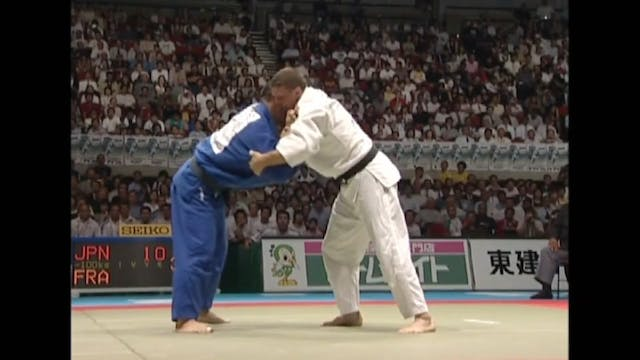 Kosei Inoue - Attacking on one side