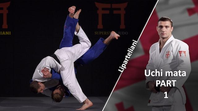 Uchi mata vs Left | Liparteliani