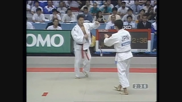 1995 Worlds Final | Interview | Ki-Young Jeon