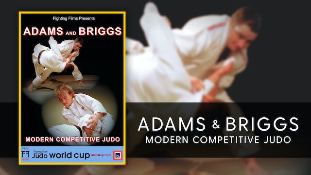 Modern Competitive Judo | Adams & Briggs