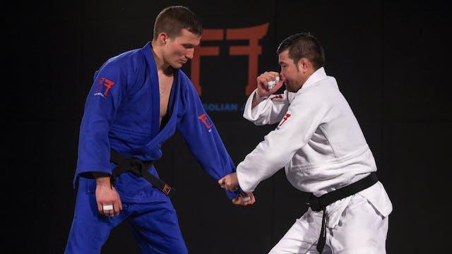 Sleeve grip breaks - Stepping in | Kh...