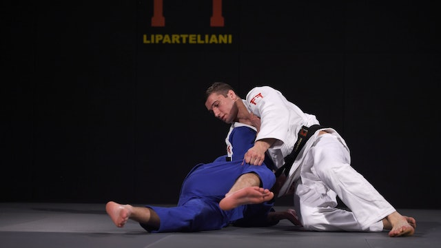 Arm-roll - From sideways drive | Liparteliani