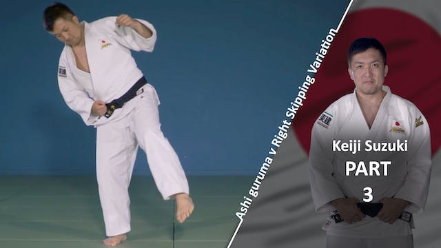 Foot Direction | Ashi Guruma | Keiji ...