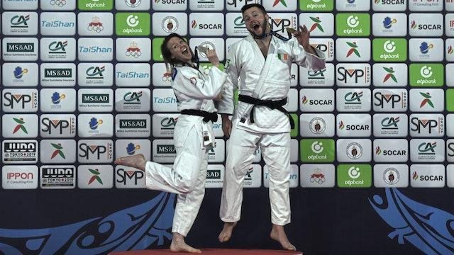 Sibling Success At The Tel Aviv Grand Prix   The Fletchers