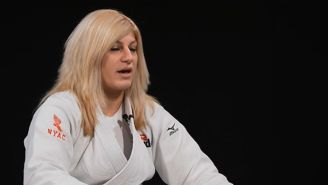 What's Unique About Your Judo | Interview | Kayla Harrison