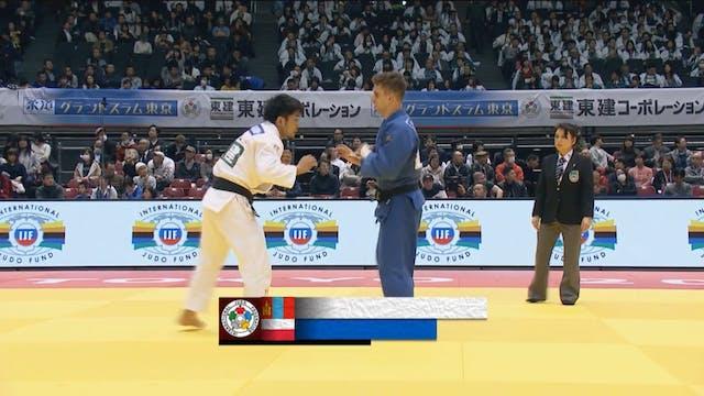 101: Seoi otoshi - MGL v POL -66kg