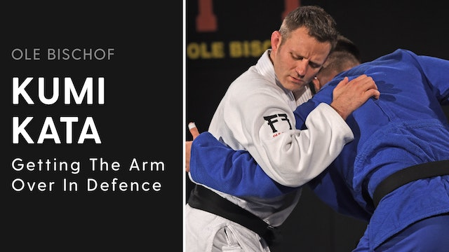 Kumi kata - Getting the arm over in defense | Ole Bischof
