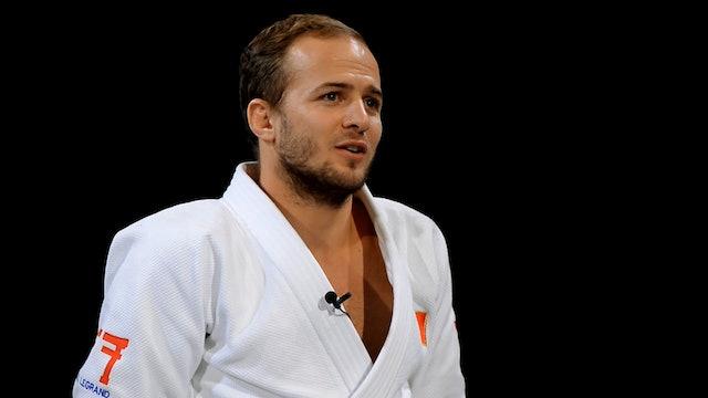 How I Started Judo | Interview | Ugo Legrand