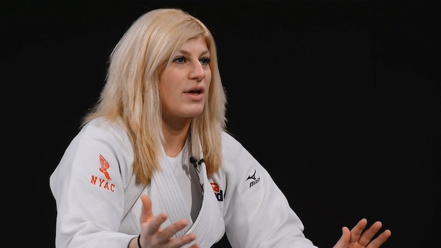 Tactics | Interview | Kayla Harrison