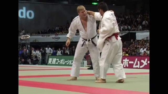 Kosei Inoue - Keeping the lapel