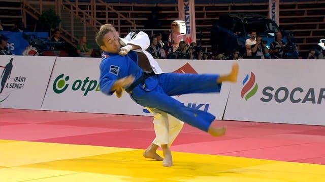 101: Sukui nage - NED v GER -81kg