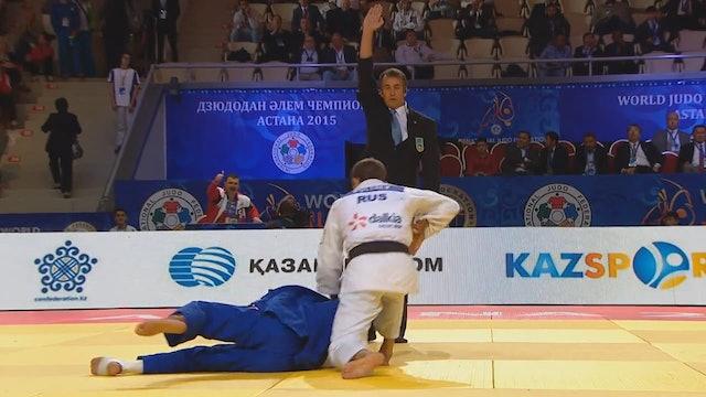 101: Drop seoi nage - RUS v FRA -66kg