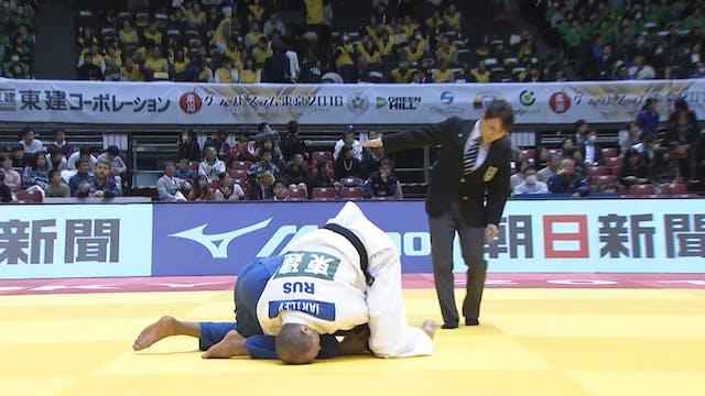 101: Shime waza - RUS v BRA -73kg