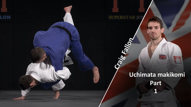 Uchi mata makikomi Overview | Craig F...
