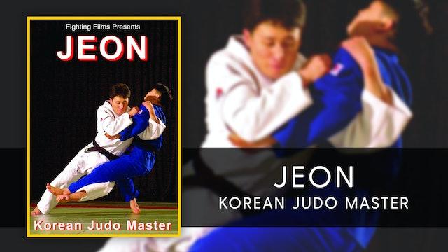 Jeon, Korean Judo Master