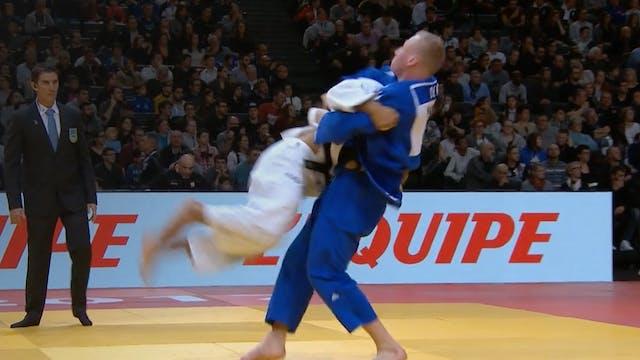 101: Ouchi gaeshi - BRA v NED -81kg