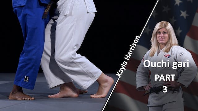 Ouchi gari - Lower body vs Same | Kay...