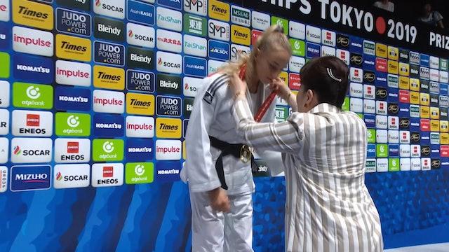 2019 World Judo Championships | Tokyo