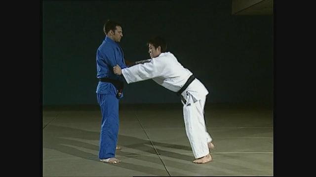 Toshihiko Koga - Ippon seoi nage - Standard right v right