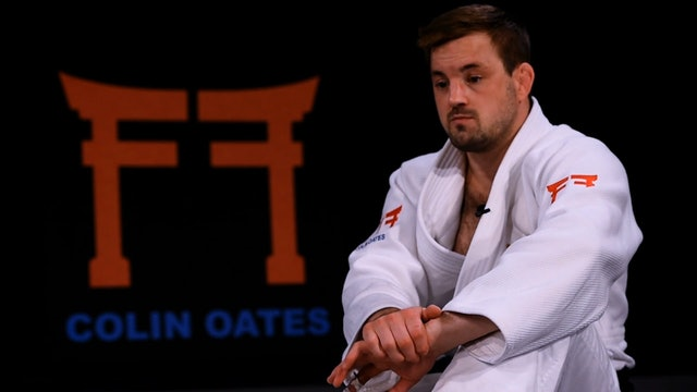 How I Study Other Judoka | Interview | Colin Oates
