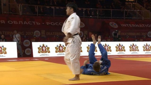 101: Tai otoshi - JPN v CAN -73kg