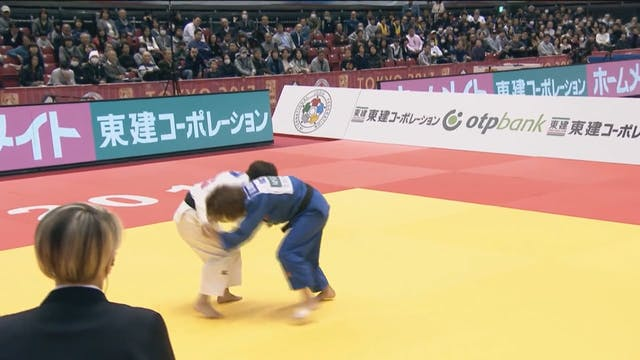 101: Osaekomi waza - JPN v MGL -48kg