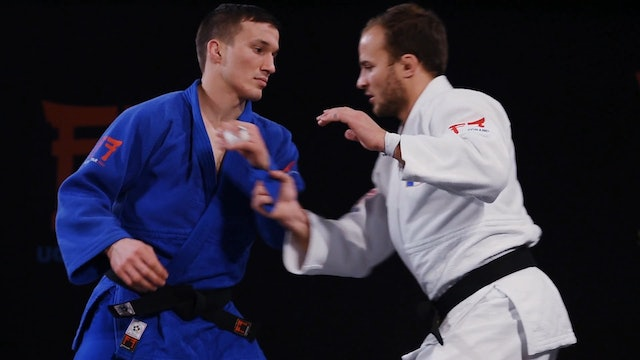 Kumi kata - Controlling the sleeve - Second arm vs same | Ugo Legrand