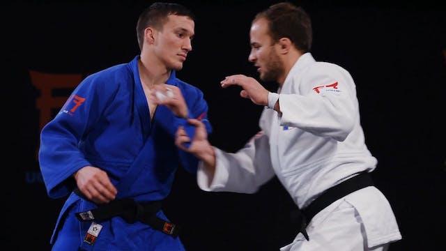 Kumi kata - Controlling the sleeve - ...