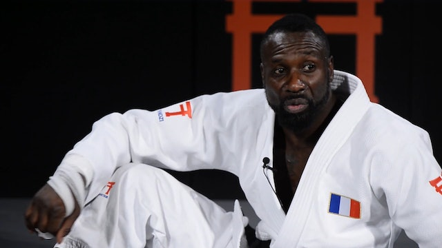 Filming With Superstar Judo | Interview | Darcel Yandzi